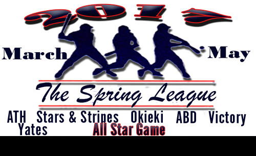 Join Us For The 2017 Spring League All Star Game!