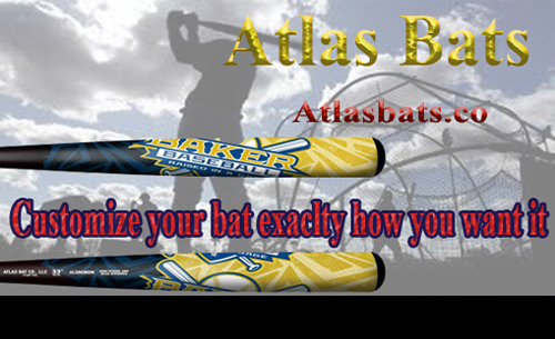 Atlas Bat Company - Click Here To Visit Us.